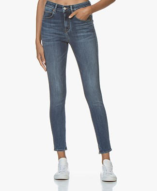 Drykorn Wet Skinny Jeans - Mid Blue