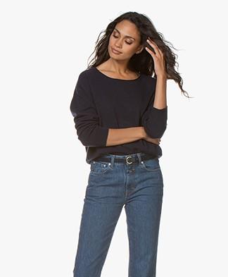 Closed Cashmere Sweater - Dark Night