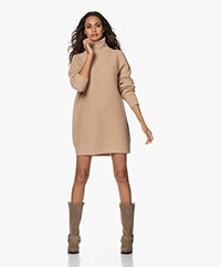 Drykorn Didina Oversized Lange Coltrui - Warm Sand