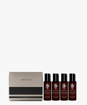 Zenology Xmas Jet Set Kit - Black Tea