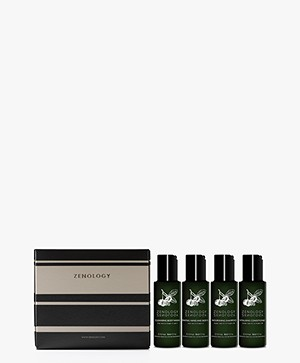 Zenology Xmas Jet Set Kit - Mandarin Green Tea