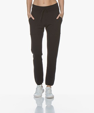 Filippa K Soft Sport Light Jogger Sweatpants - Night Sky