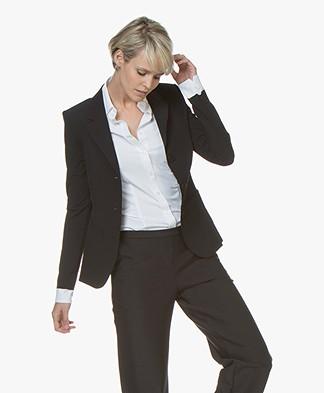 JapanTKY Yuuka Tailored Blazer - Black