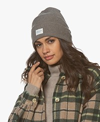 Rag & Bone Addison Merino Wool Blend Beanie - Grymoss