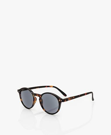 IZIPIZI SUN READING #D Reading Sunglasses - Tortoise/Grey Lenses