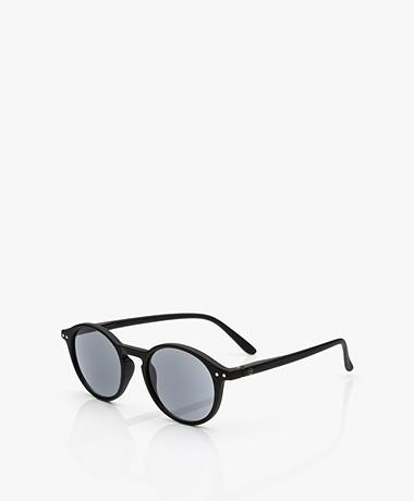 IZIPIZI SUN READING #D Reading Sunglasses - Black/Grey Lenses