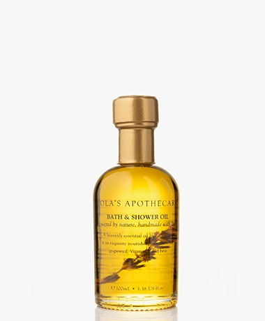 Lola's Apothecary Sweet Lullaby Soothing Bath & Shower Oil