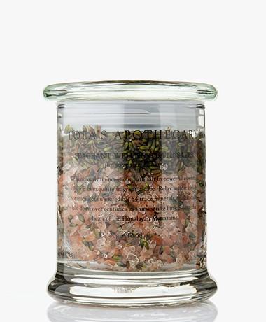 Lola's Apothecary Tranquil Island Bath Salt