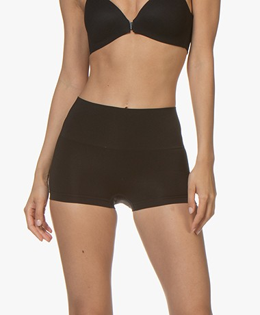 SPANX® Everyday Shaping Panties Boyshort - Black