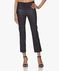 By Malene Birger Florentina Leren Broek - Night Sky