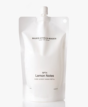 Marie-Stella-Maris Hand & Body Wash Refill - No.74 Lemon Notes