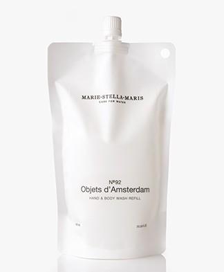 Marie-Stella-Maris Hand & Body Wash Refill - No.92 Objets d'Amsterdam