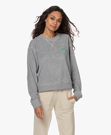 Dolly Sports Classic Frotté Sweatshirt - Grey