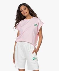 Dolly Sports Martina Cotton T-shirt - Light Pink