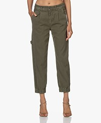 Drykorn Code Relaxed-fit Jeans - Thyme