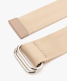 Filippa K Webbing D-ring Belt - Beige