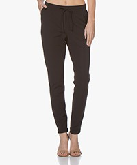 Josephine & Co Ray Travel Jersey Broek - Zwart
