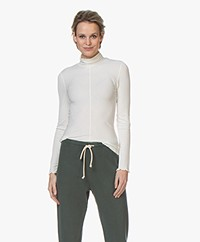 Filippa K Soft Sport Warm up Rib Roller - Egg Shell