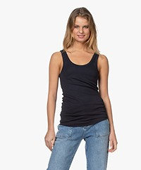 By Malene Birger Newdawn Tank Top - Sky Captain