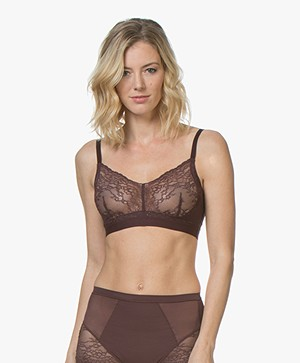 SPANX® Spotlight on Lace Bralette - Garnet