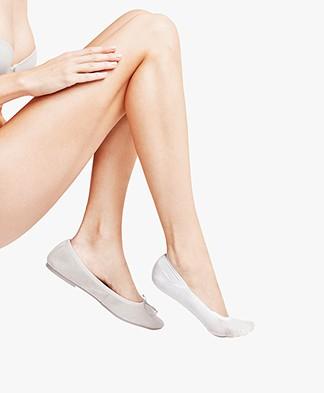 FALKE Cotton Step Socks - White