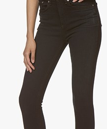 Rag & Bone High Rise Skinny Jeans - Niko