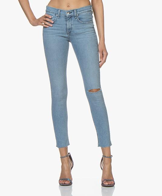 Rag & Bone Ankle Skinny Jeans - Lena