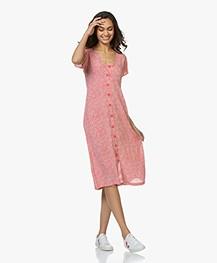 192da1b85d8 Home  »  dresses  »  a-line · indi   cold. Floral Viscose Button-down ...