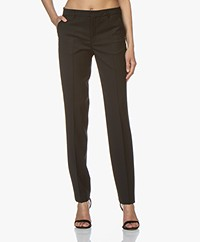 Filippa K Nicky Cool Wool Pantalon - Zwart
