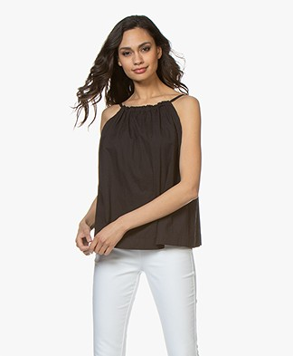 Filippa K Ashbury Strap Top - Zwart