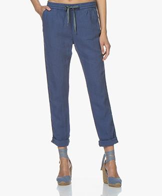 Josephine & Co Cairo Linnen Broek - Jeans