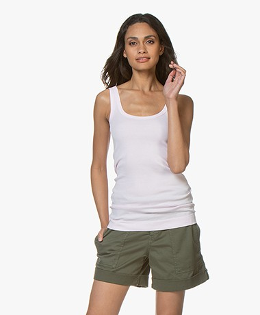 By Malene Birger Newdawn Tank Top - Light Lilac