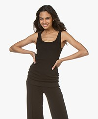 By Malene Birger Newdawn Tank Top - Black