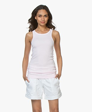 By Malene Birger Amiee Tanktop - Light Lilac