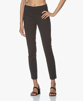 Filippa K Mila Slim-fit Pants - Navy