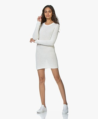 Filippa K Knitted Dress - Off-white