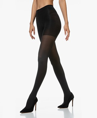 SPANX® Tight-End Original Shaping Tights - Very Black