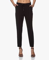 Filippa K Fiona Drapey Pants - Black