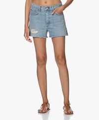 Rag & Bone Justine Denim Shorts - Duffs