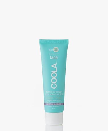 COOLA Mineral BB Cream Matte Tint Sunscreen SPF 30 - Beige