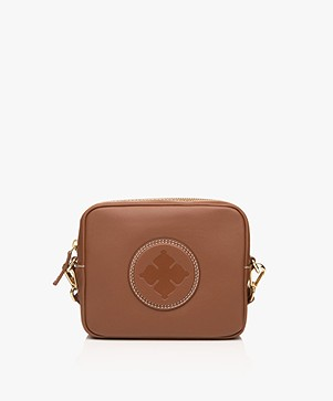 By Malene Birger Gemma Mini Shoulder Bag - Red Clay