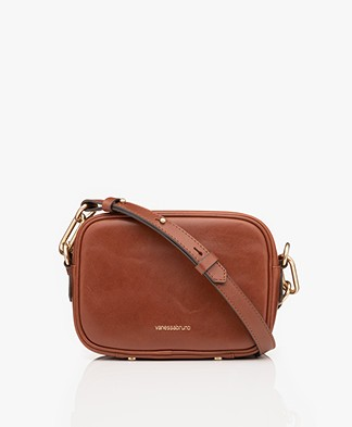 Vanessa Bruno Holly Body Cross-body/Bum Bag - Cognac