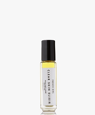 French Girl Calming Clear Facial Skin Oil