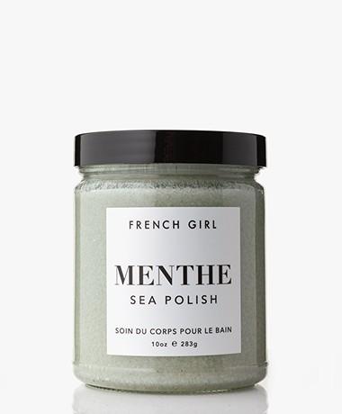 French Girl Sea Polish Gladmakende Scrub - Munt