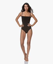 Wolford Seamless Forming Beach Body Band - Zwart