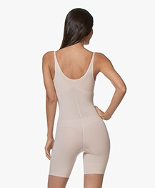 SPANX® Thinstincts Open-Bust Bodysuit - Soft Nude