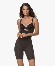 SPANX® Thinstincts Open-Bust Bodysuit - Zwart
