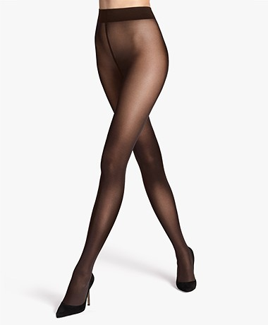 Wolford Pure 50 Panty - Mocca