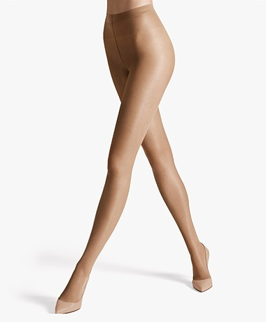 Wolford Satin Touch 20 Panty - Caramel