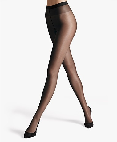 Wolford Satin Touch 20 Panty - Zwart